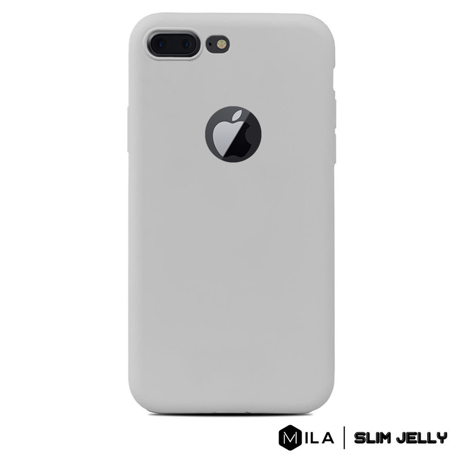 MILA | Slim Jelly Case for iPhone 8 Plus