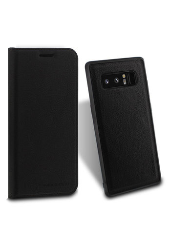 ModeBlu PU Leather Magnetic Case & Wallet With Credit Card Slots for Galaxy S10 Plus