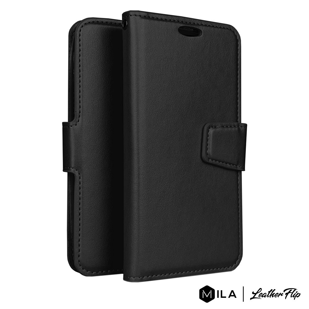 MILA | PU LeatherFlip Wallet Case for LG Aristo 2 & 3 / Tribute Dynasty /  Empire