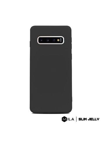 MILA | Slim Jelly Case for Galaxy S10