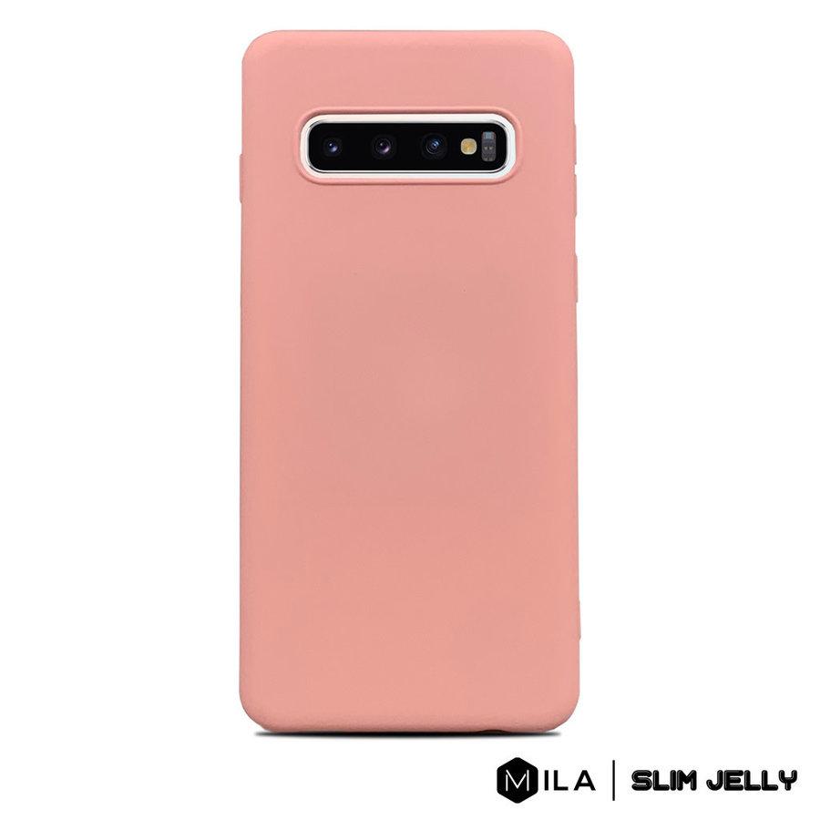 MILA   Slim Jelly Case for Galaxy S10