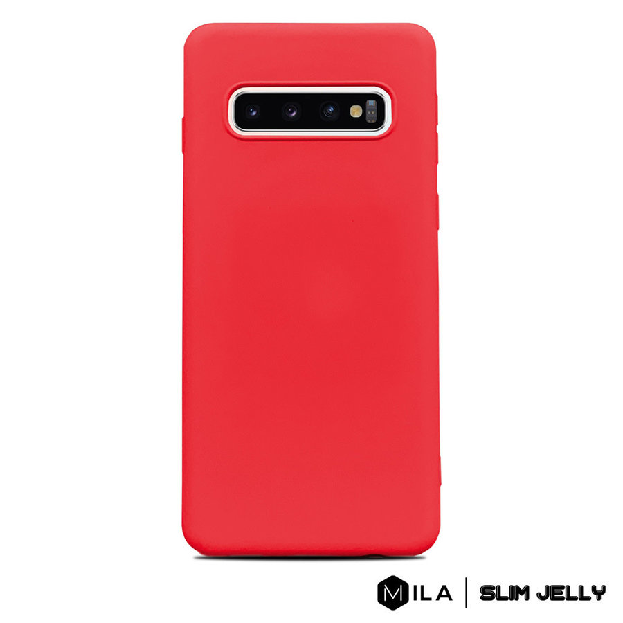 MILA | Slim Jelly Case for Galaxy S10e