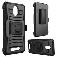 Armor Kickstand Holster Clip Case for Foxxd Miro (L590A)