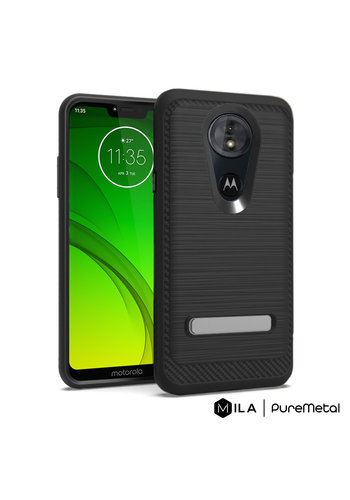 MILA | PureMetal Case for Motorola Moto G7 Power / Supra
