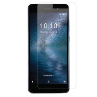 Premium Tempered Glass for Foxxd Miro (L590A) - Single Pack