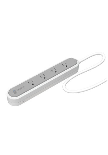 Incipio 4-Outlet Smart Power Strip