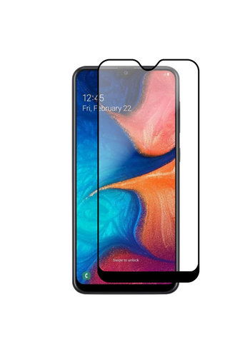 4D Full Cover Tempered Glass for Galaxy A20 / A50