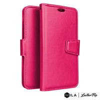 MILA   PU LeatherFlip Wallet Case for Motorola Moto G7 Power
