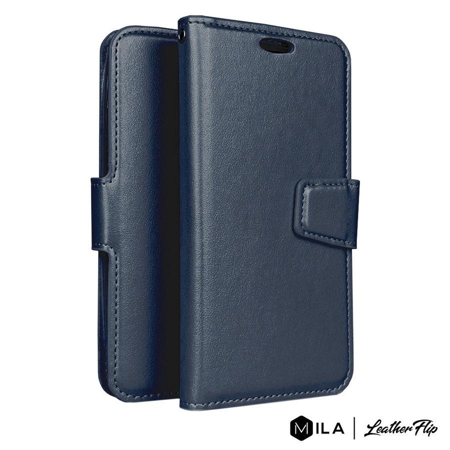 MILA | PU LeatherFlip Wallet Case for LG Stylo 4