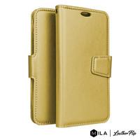 MILA | PU LeatherFlip Wallet Case for Galaxy A20