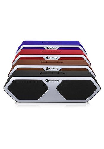 NewRixing Music Box Portable Wireless Speaker (NR-5013)
