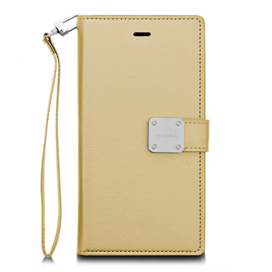 ModeBlu PU Leather Wallet MB Mode Diary Case for Galaxy Note 10