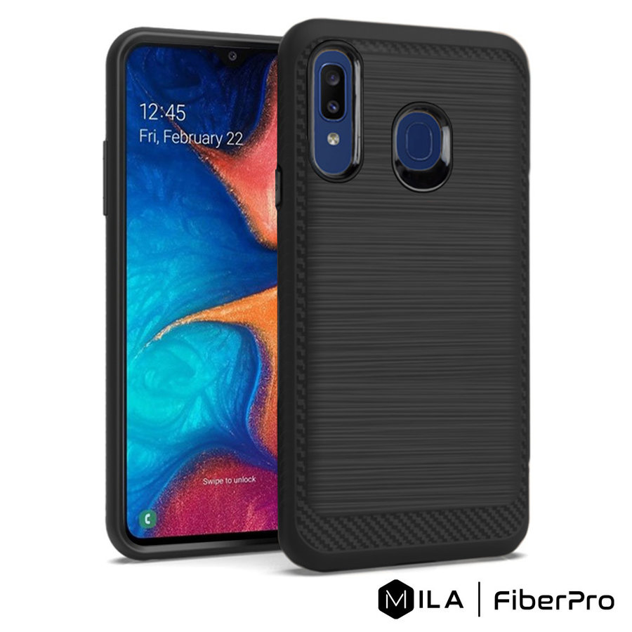 MILA | FiberPro Case for Galaxy A20