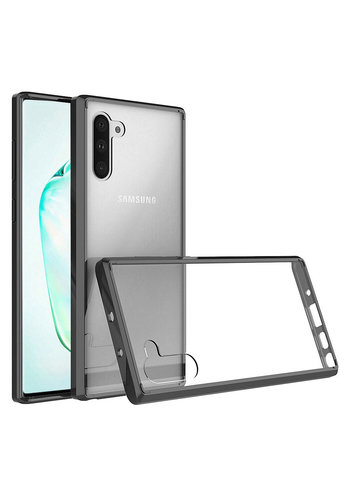 Ultra Slim Clear Hard Fused PC+TPU Case for Galaxy Note 10