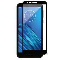 4D Full Cover Tempered Glass for Motorola Moto E6