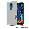 MILA   Metallic Pocket Case for LG K40