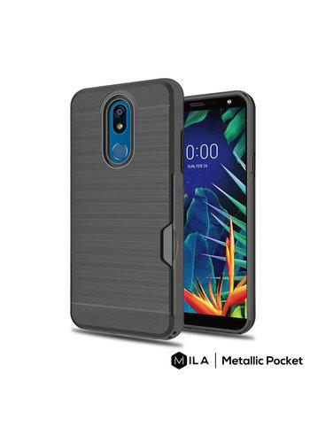 MILA | Metallic Pocket Case for LG K40