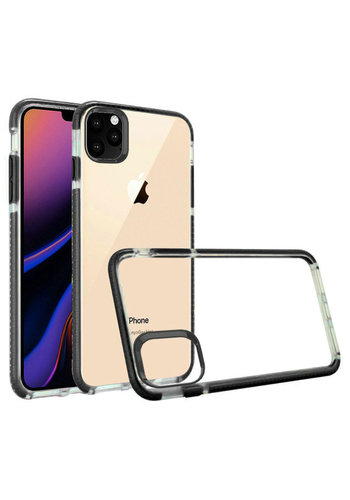 Prime Ultra Thin Transparent TPU Case for iPhone 11 Pro