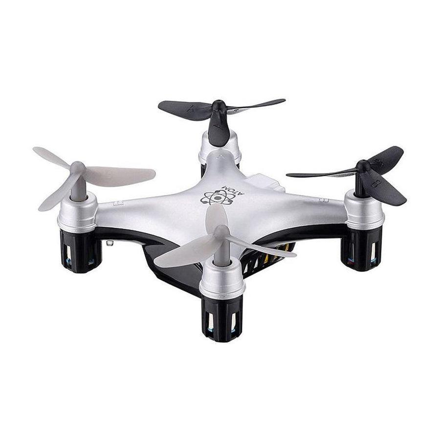 Propel Atom 1.0 Micro Drone for indoor & Outdoor Wireless Quadcopter