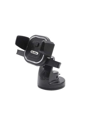 Go-Des Kickstand String Adsorption Clip Car Phone Holder / Mount (HD605)