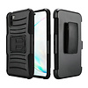 Armor Kickstand Holster Clip Case for Galaxy Note 10