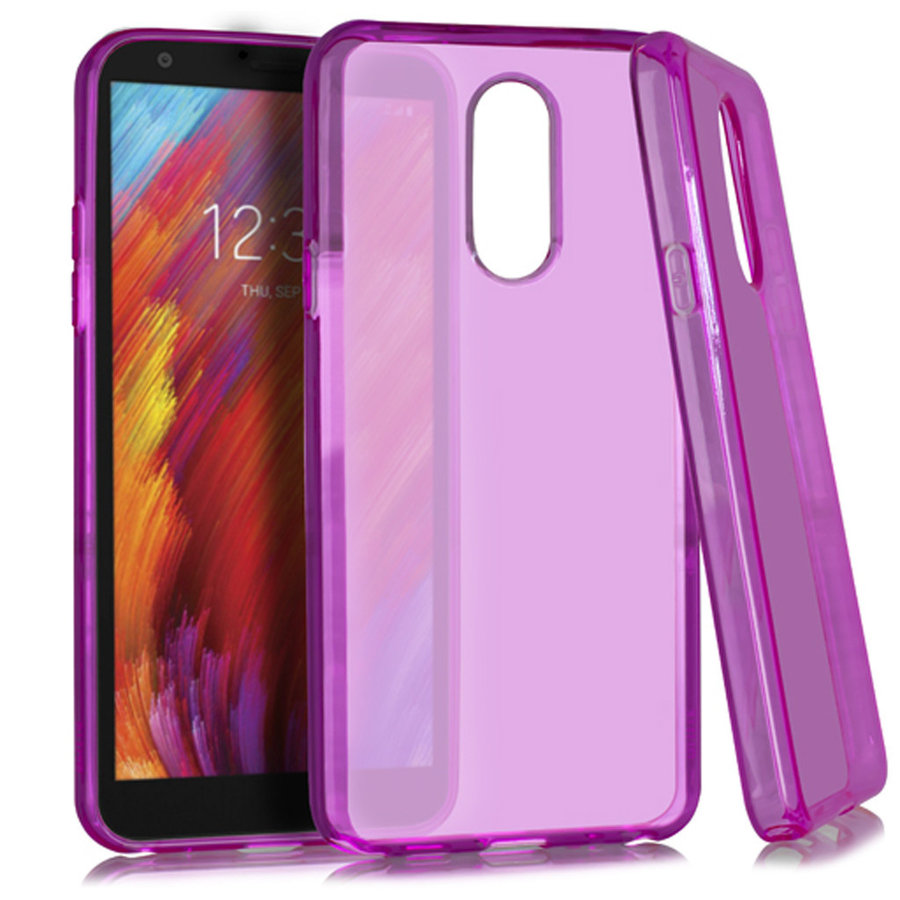 TPU Gel Case For LG Aristo 4 Plus