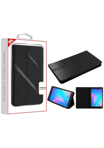 MYBAT Premium Leather Case for Alcatel JOY Tablet