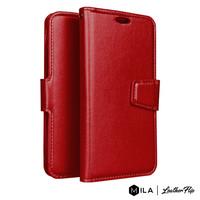 MILA | PU LeatherFlip Wallet Case for LG Aristo 4 Plus