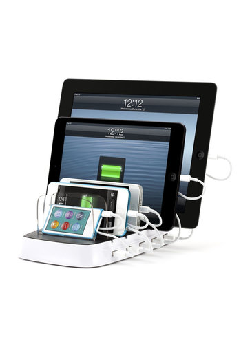 GRIFFIN Ultra Powerful 5-Port Charging Station