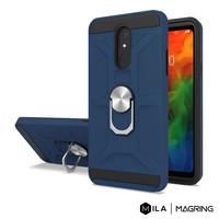 MILA   MagRing Case for LG Stylo 5