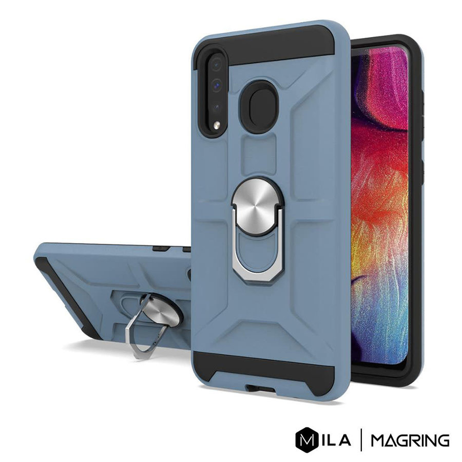 MILA | MagRing Case for Galaxy A20