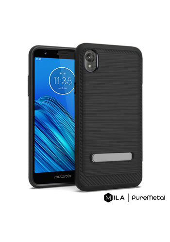 MILA | PureMetal Case for Motorola Moto E6