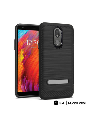 MILA | PureMetal Case for LG Aristo 4 Plus