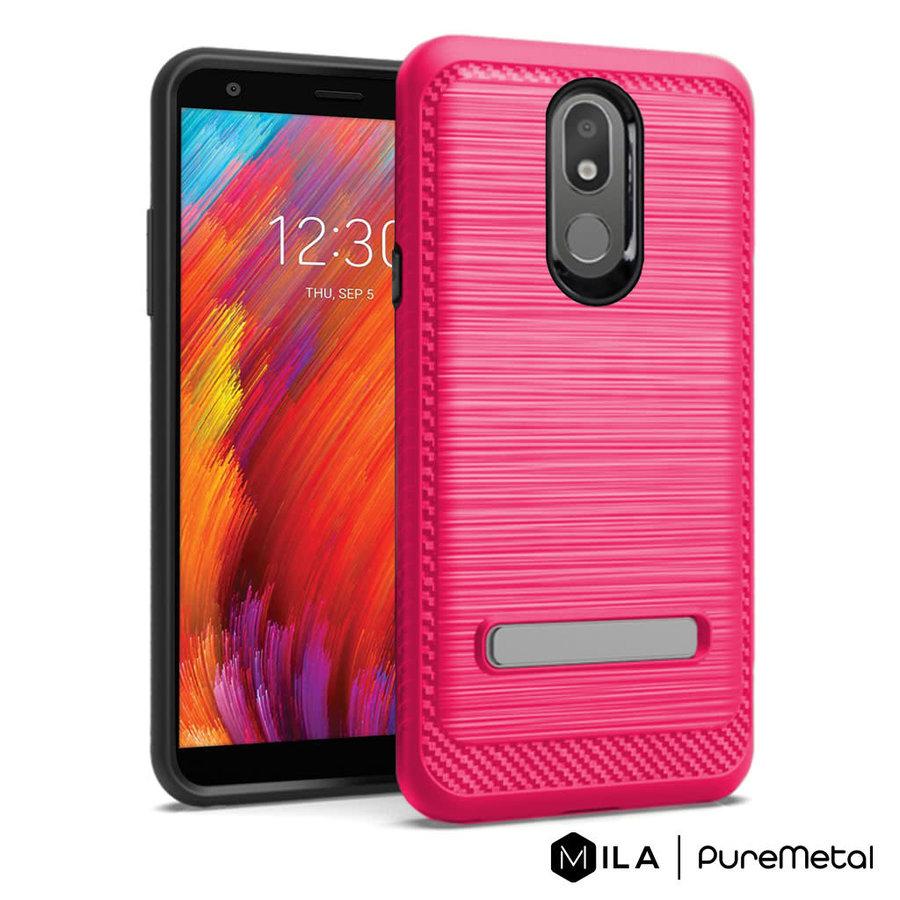 MILA | PureMetal Case for LG Aristo 4 Plus