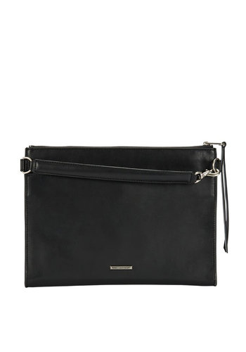 REBECCA MINKOFF Travel Accessory Pouch with Strap