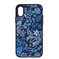 VERA BRADLEY Quilted Case for iPhone X / XS