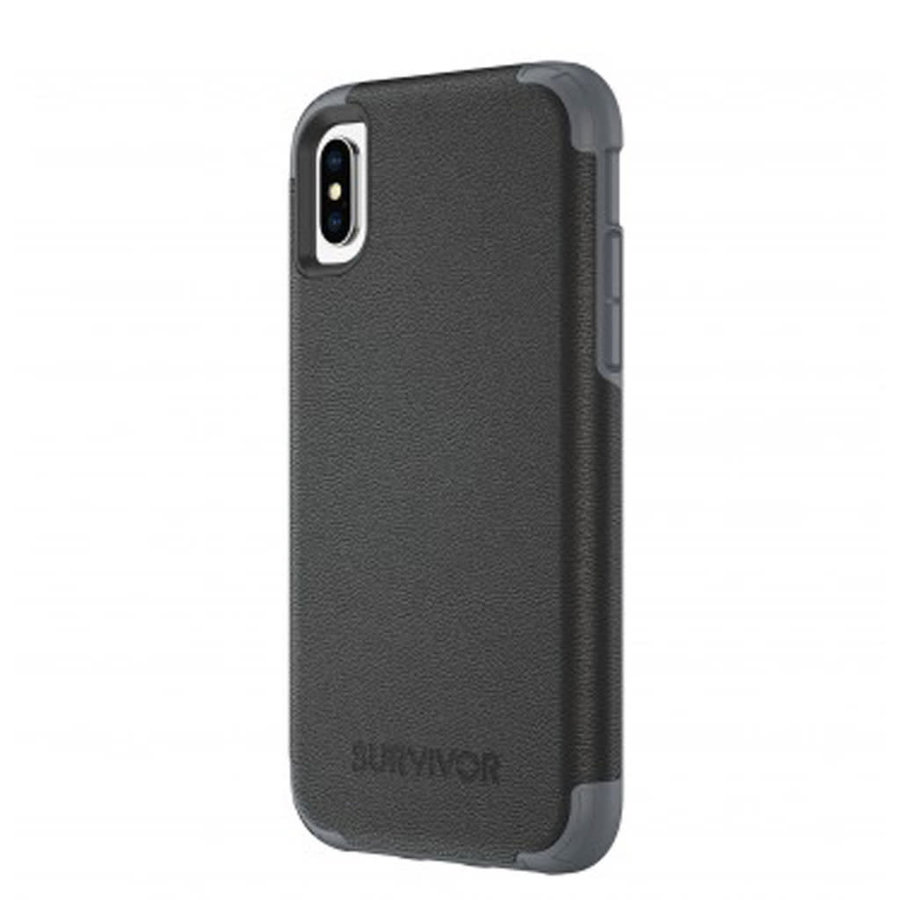 SURVIVOR Prime Case with Impact Protection Case for iPhone X / XS
