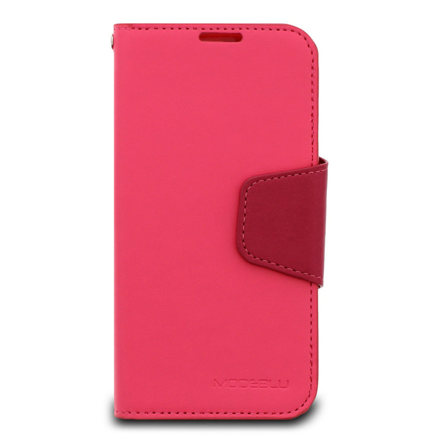 ModeBlu PU Leather Wallet Classic Diary Case for Galaxy S20