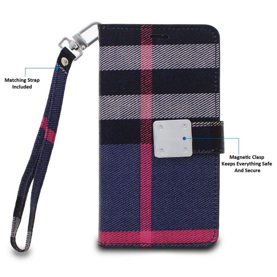 Modeblu Mode Diary MB Pattern Wallet Case for Galaxy S20 Ultra