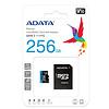 ADATA Premier microSDXC Card with Adapter UHS-I 256 GB Class 10