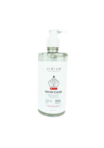 AIRIVE | Oh My Clean | Premuim Sanitizer Gel [ 16.9 fl. oz ]