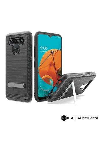 MILA | PureMetal Case for LG K51