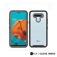 MILA | Clear Shock Case for LG K51