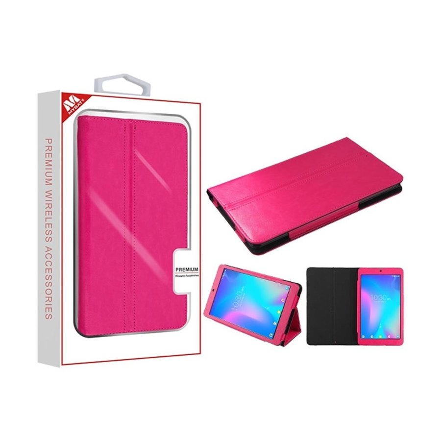 MYBAT Premium Leather Case for Alcatel JOY Tablet