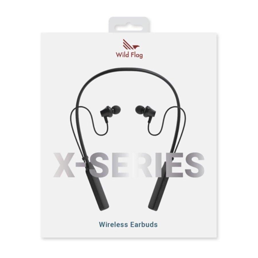 WILD FLAG | X - Series Wireless Earbuds