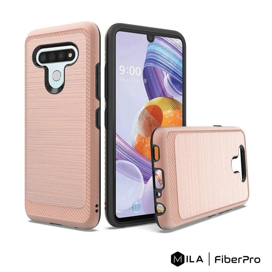 MILA   FiberPro Case for LG Stylo 6
