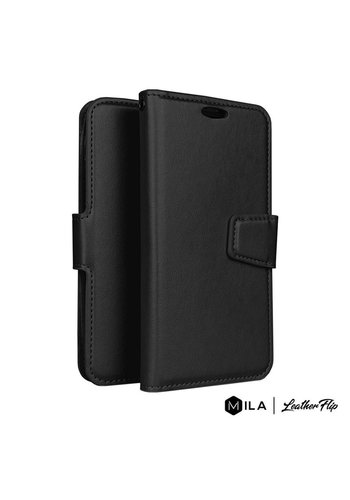 MILA | PU LeatherFlip Wallet Case for Galaxy A01