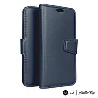MILA   PU LeatherFlip Wallet Case for Galaxy A01