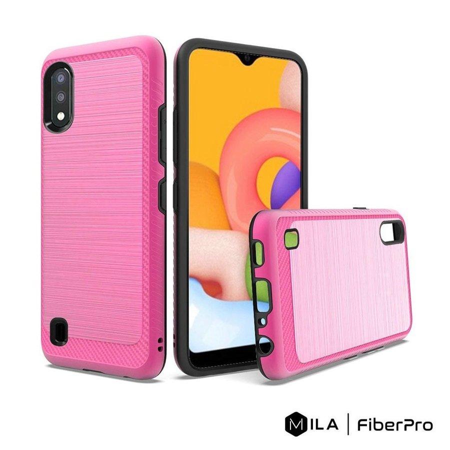 MILA | FiberPro Case for Galaxy A01