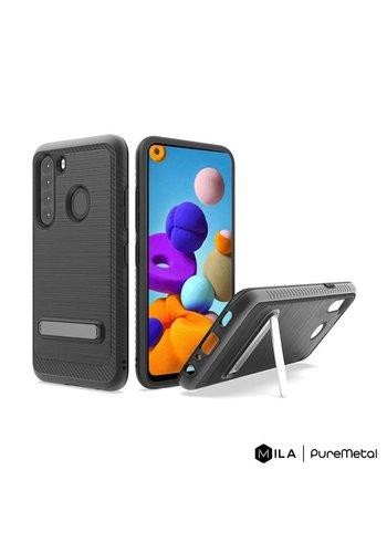 MILA | PureMetal Case for Galaxy A21